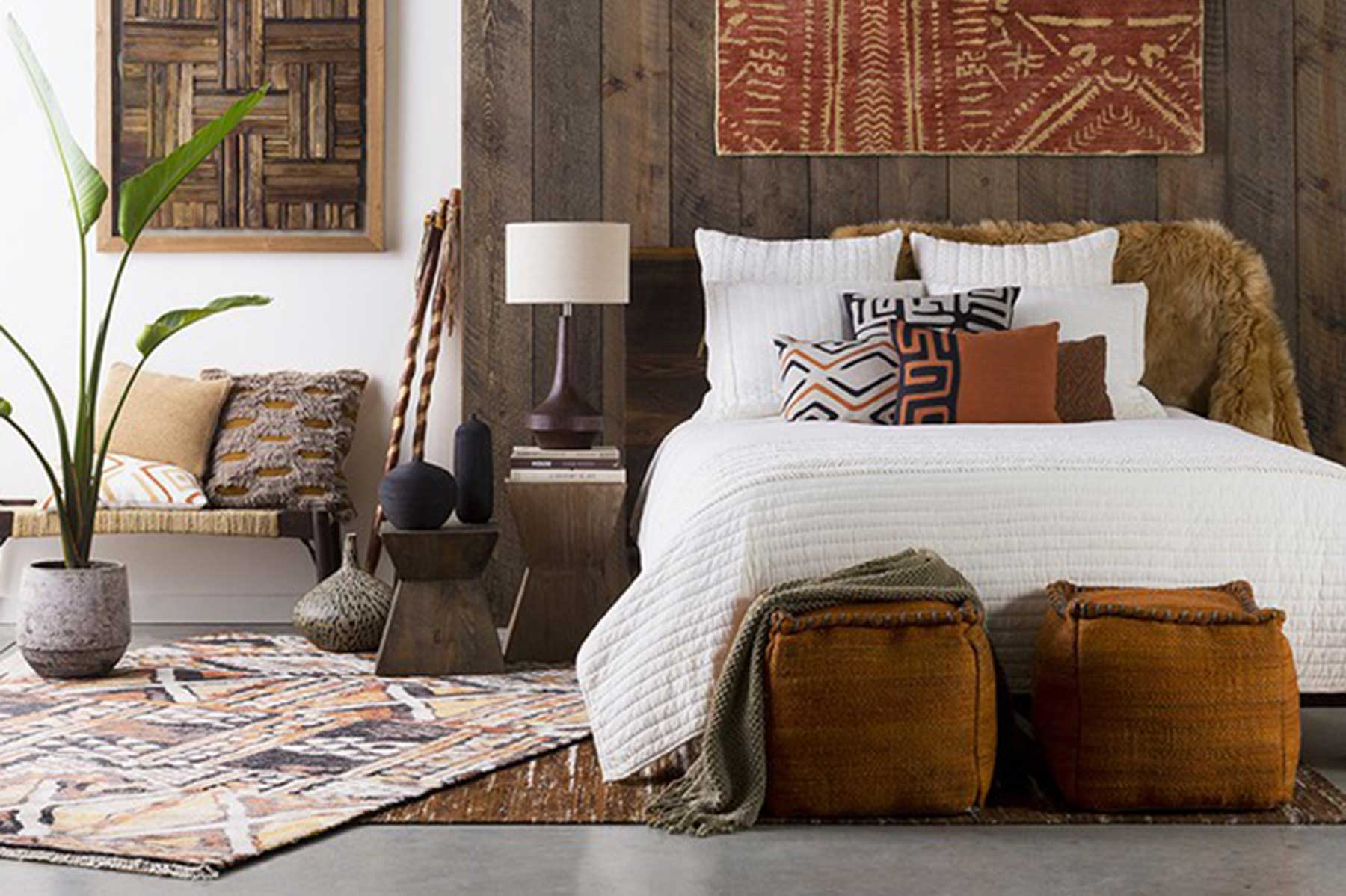 Tribal Interior Design