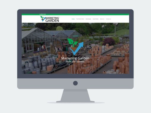 Lincoln NE Web Design and Development - marketinggarden
