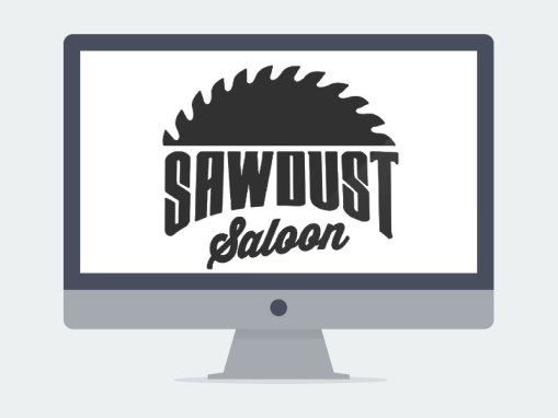 Lincoln NE Web Design and Development - sawdustsaloon