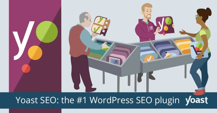 Plugin wordpress 6 : Yoast SEO