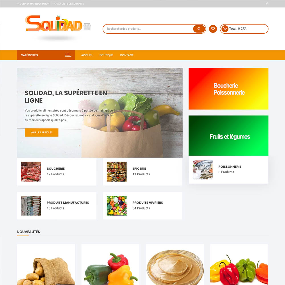 portolio sites web DBC – solidad