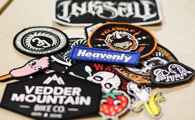 Design By Creative Custom Patches
