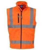 Design By Creative Workwear Hi-Vis Vest