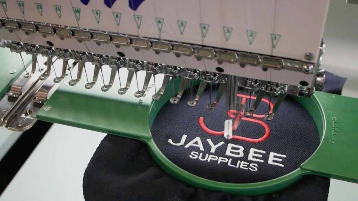 Design By Creative Embroidery Banner