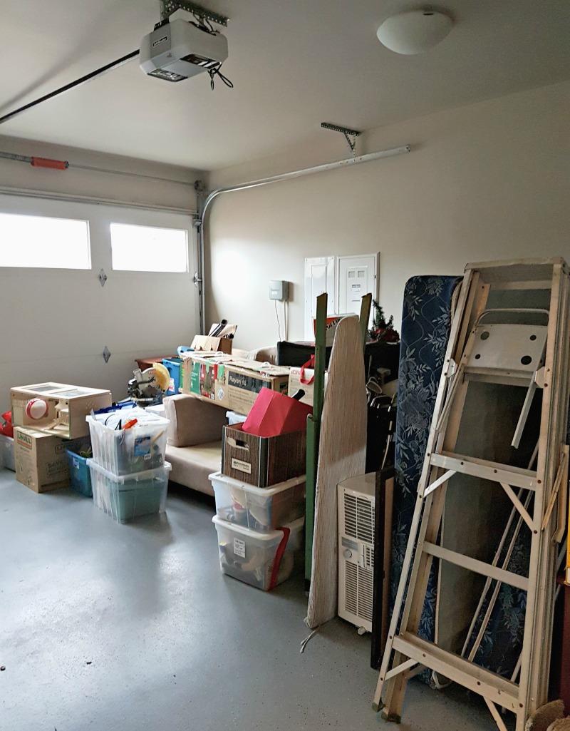 garage storage  add storage to your garage bin storage  & Add storage to your garage - Design by D9