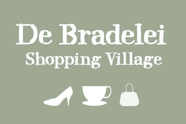 De Bradelei Shopping Village – Belper – Logo Design