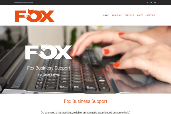 Fox Business Support