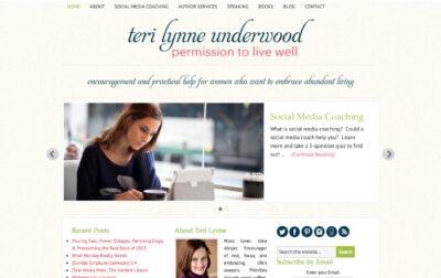 teri lynne underwood - terilynneunderwood.com