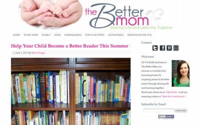 The Better Mom - thebettermom.com