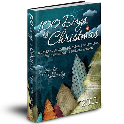 100 Days to Christmas, by Jennifer Tankersley