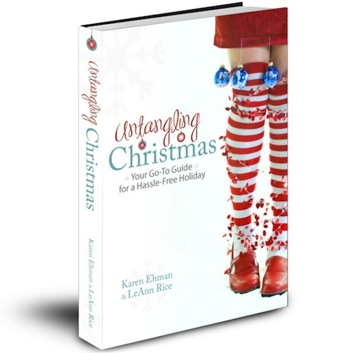 Untangling Christmas, by Karen Ehman and LeAnn Rice