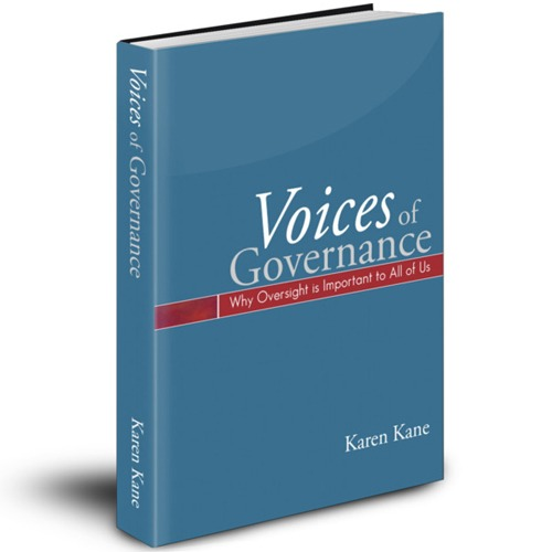 Voices of Governance, by Karen Kane