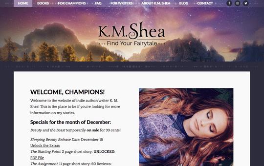 k. m. shea