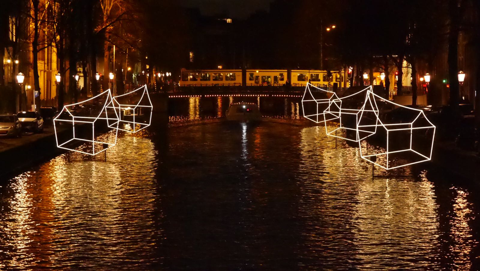 Verlichting Festival Amsterdam Amsterdam Light Festival Design By Meyn