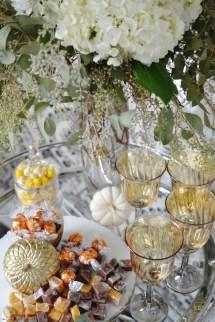 Tips Decorating Bar Cart Festive Fall