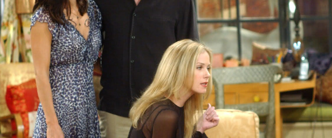Christina Applegate friends