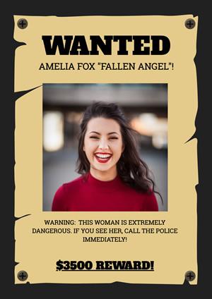 Funny Wanted Posters : funny, wanted, posters, Wanted, Poster, Designs, Create, DesignCap
