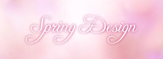 期間限定でブログを春デザインにしました!テーマ作成でお世話になったサイトを紹介