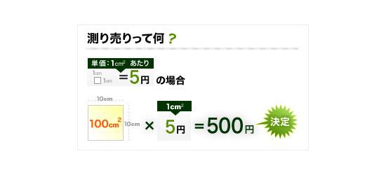 ART-Meter(アートメーター) 測り売り