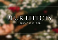 CSSで背景画像だけにブラー(ぼかし)エフェクトを加える方法