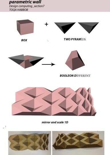 parametric wall