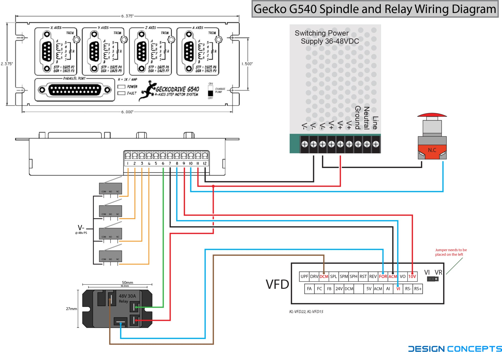 Control 4 Relay Wiring - control relay wiring diagram for ... on
