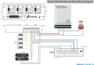 G540 Spindle and Relay Wiring Diagram – The Blog