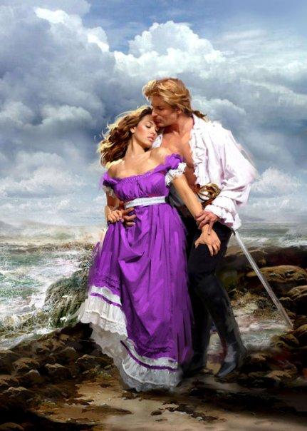Romance Novel Cover Art  DesignCoral