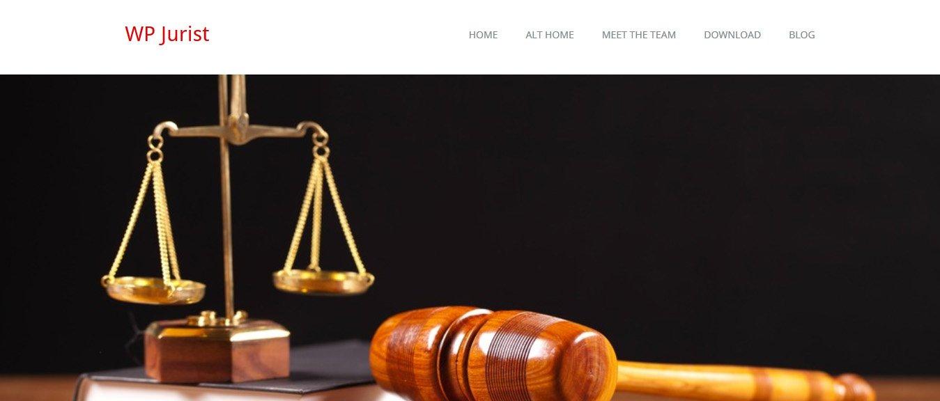 Efficient List Of Free Lawyer Wordpress Themes Designcoral