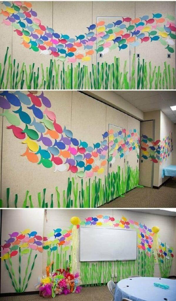 Dekorasi Ruang Kelas Sd : dekorasi, ruang, kelas, Dekorasi, Kelas:, Inspirasi, Hiasan, Belajar, Menyenangkan