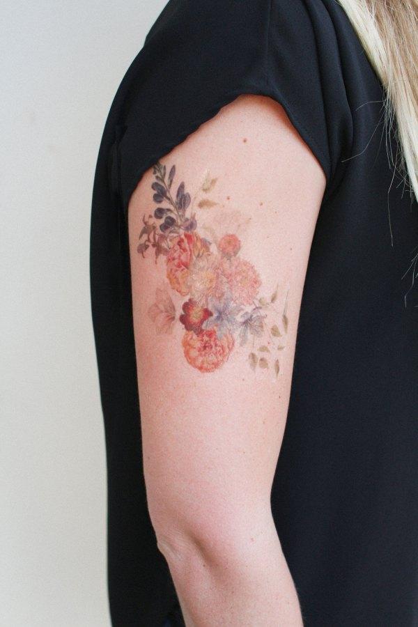 Diy Temporary Tattoos Printable - Design. Create. Cultivate