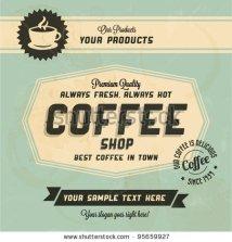 stock-vector-retro-vintage-coffee-background-with-typography-95659927