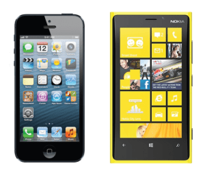 iOS x Windows.