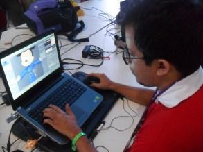 Guilherm Gazzoni, Estudante de Cinema e animação 3d.