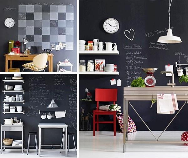 Parede-estilo-quadro-negro-no-home-office