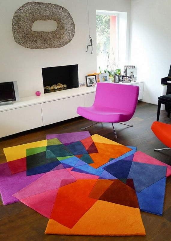 Ambientes coloridos