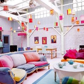 Ambientes coloridos2