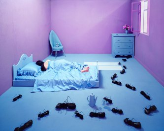 JeeYoung Lee_Over Sleeping