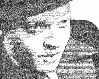 https://www.behance.net/Gallery/Type-portrait/313035