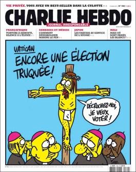 """""""Vaticano: outra eleição fraudada"""""""