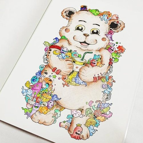 coloring-book-adult-doodle-invasion-kerby-rosanes-05