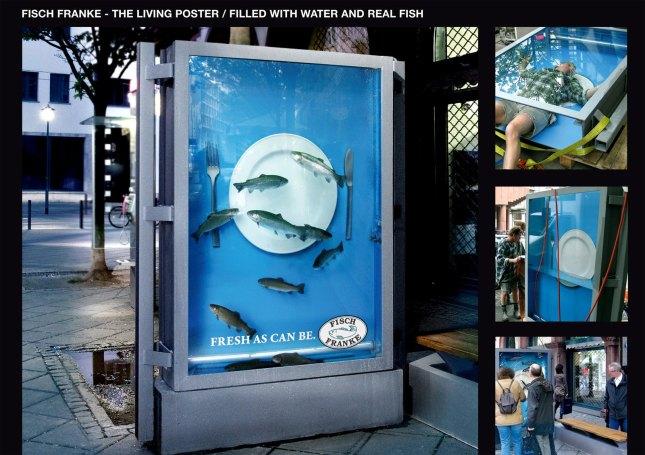 Fisch Franke: Peixes