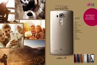 LG - G4 Key Visual Metalizado