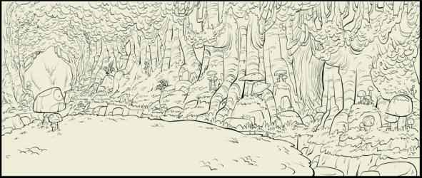 S1e1_gnome_forest_official_art_-_sketch_01