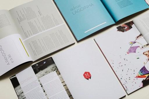 Revista Marimbondo, projeto Oeste, prêmio iF Design Award 2017