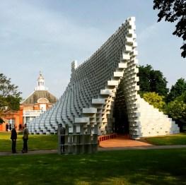 Pavilhão da Serpentine Gallery | Bjarke Ingels