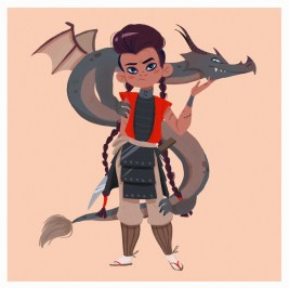 justine-cunha-dragons