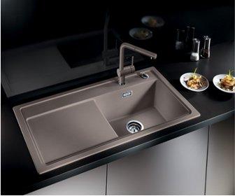 Blanco Launches Tartufo Shade Silgranit Puradur Ii Sinks