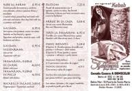 designdcl menu swarma El Puerto de Santa Maria