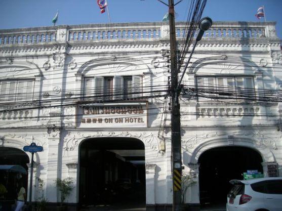 Hotel On On, Pukhet Town